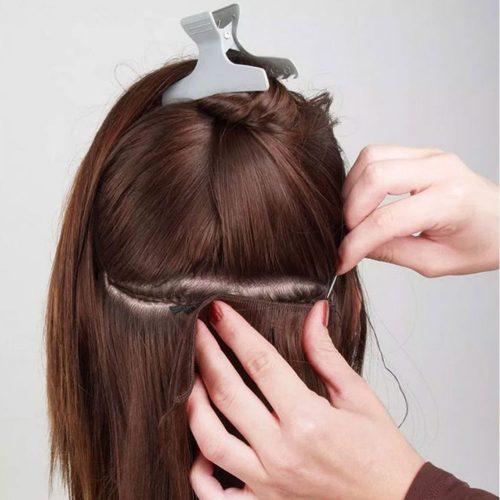 Svazky pravých vlasů