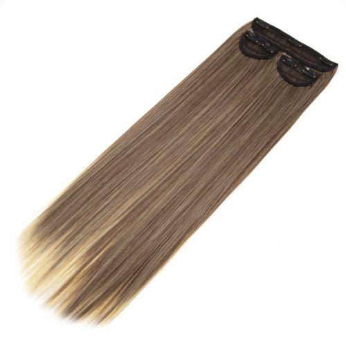 Clip in 3 dílná sada ENVY- 200g – 60cm #F11 Kašmírová blond