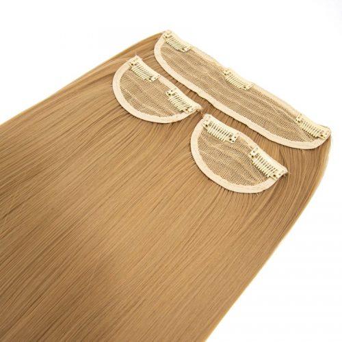 Clip in 3 dílná sada ENVY- 200g – 60cm #F13 Smíšená blond