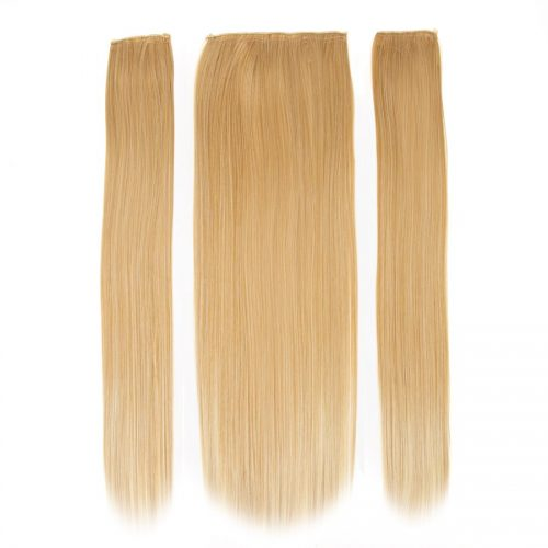 Clip in 3 dílná sada ENVY- 200g – 60cm #F15 Smíšená blond