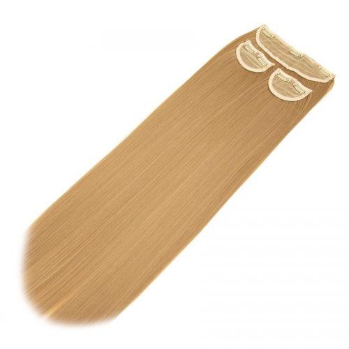 Clip in 3 dílná sada ENVY- 200g – 60cm #F31 Sunny blond ombre
