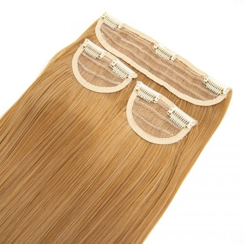 Clip in 3 dílná sada ENVY- 200g – 60cm #F39 Smíšená blond